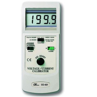 Current/Voltage calibrator